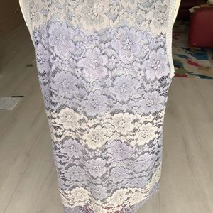 Lovely Lace Logo Top